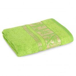 Bambusový ručník Bonia světle zelený 70x140 cm Osuška
