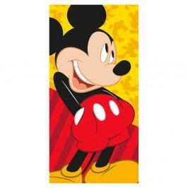 Dětská osuška Mickey 70x140 cm barevná