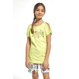 Dívčí pyžamo Wow  zelená