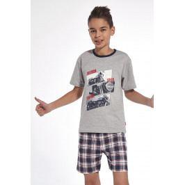 Chlapecké pyžamo Young freedom  šedá