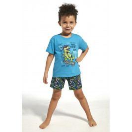 Chlapecké pyžamo Dinosaur  tyrkysová