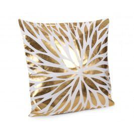 Povlak na polštářek Gold 45x45 cm polyester