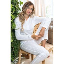 Dámské pyžamo Itaca  bílá