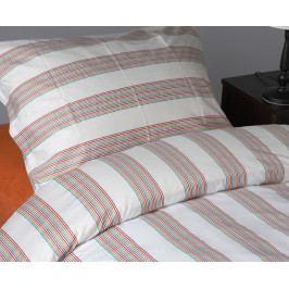 Povlečení Colorful Strips 140x200 jednolůžko - standard Bavlněný satén