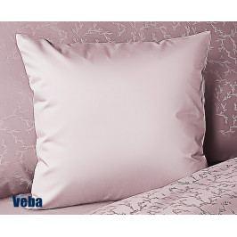 Povlak na polštářek Tencel hladký starorůžová 40x40 cm bavlna