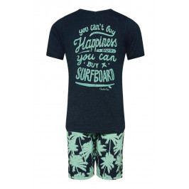 Chlapecké pyžamo Surfboard  vícebarevná
