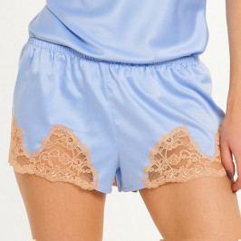 Dámské pyžamové šortky Marina  modrá