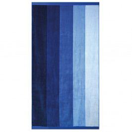 Plážová ošuška Chika modrá Osuška bavlna