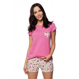 Dámské pyžamo Thousand Hearts  růžová