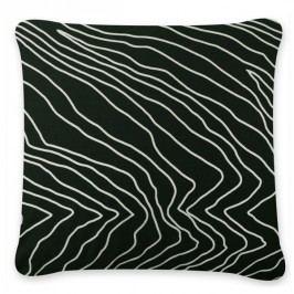 Povlak na polštářek Bengal2 šedý 40 x40 cm Bavlněný satén