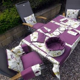 Grilovací set s teflonovou úpravou Grilovací set bavlna
