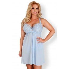 Luxusní košilka Heaven Lady 70/I modrá