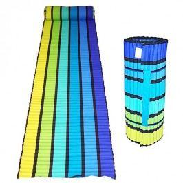 Plážová matrace Very Men 60x180 cm; Modrozelená