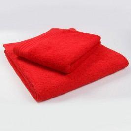 Ručník Perfect - červený 70x140 cm; 600 g/m2; Osuška