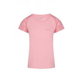 Dámské tričko na spaní Mon Cherie  růžová