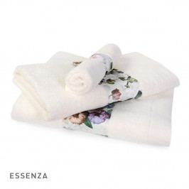 Ručník ESSENZA Fleur natural 70x140 cm Osuška