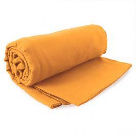 Sada rychleschnoucích ručníků Ekea oranžová Set oranžová