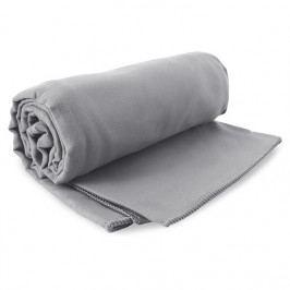 Rychleschnoucí ručník Ekea šedý 60x120 cm šedá