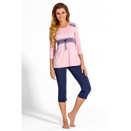 Dámské pyžamo Carmella  růžovofialová