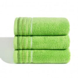 Ručník Jasmina zelený 30x50 cm Ručník malý