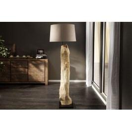Stojací lampa DELTA CEPHEI - béžová