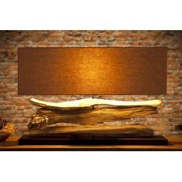Stolní lampa ACAMAR - béžová