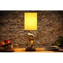 Stolní lampa CYGNUS - béžová