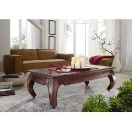 ORIENT konferenční stolek akát, nugátová 135cm