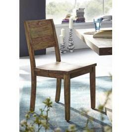 NATURAL židle přírodní olejovaný indický palisandr