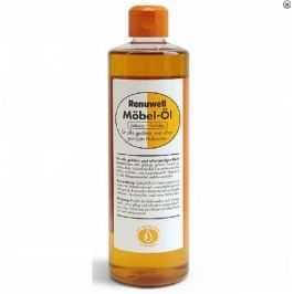 RENUWELL Olej na nábytek, přírodní a bezbarvý 500ml