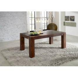 Koloniální jídelní stůl 180x90 masivní akátové dřevo MAMMUT CAMBRIDGE #614