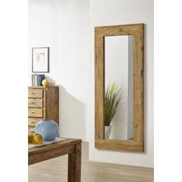 Masivní indický palisandr, zrcadlo LIGHT WOOD #842