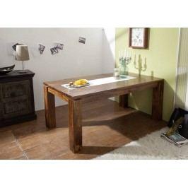Sheesham jídelní stůl 200x100, masivní palisandrové dřevo BIG DAKOTA #156
