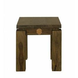 Masivní indický palisandr, příruční stolek MONTANA #166