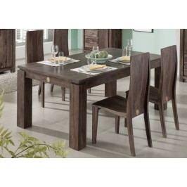 Sheesham jídelní stůl 160x100 , masivní palisandrové dřevo BIG MONTANA #154