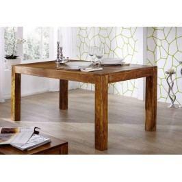 MUMBAJ jídelní stůl akát, medová 140x90cm
