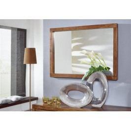 Sheesham zrcadlo, masivní palisandrové dřevo BARON #129