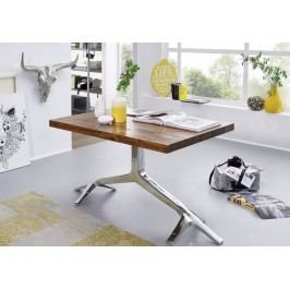 BARON Konzolový stolek 120x72 cm, indický palisandr