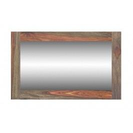 PLAIN SHEESHAM Zrcadlo indický palisandr, olejovaný