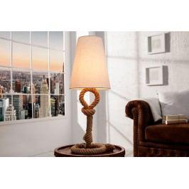 Stolní lampa SIVEN, 100 cm - béžová