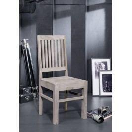 ROUND Židle # 232 indický palisandr