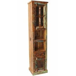 OLDTIME BAD Skříňka # 103 indické staré dřevo, lakované