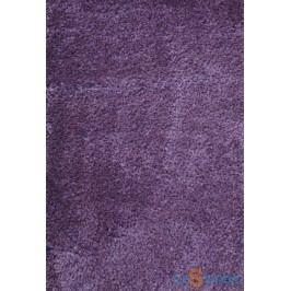 Kusový koberec Fusion 91311 Lila - 60 x 110 cm