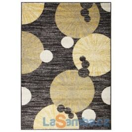 Kusový koberec Cosi 78028 D.Brown - 120 x 170 cm