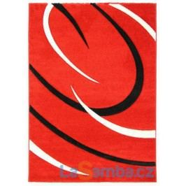Kusový koberec HAWAII 667 Red - 140 x 200 cm