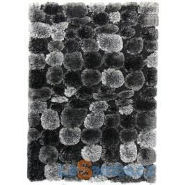 Kusový koberec ISTANBUL 3650 Black - 140 x 200 cm