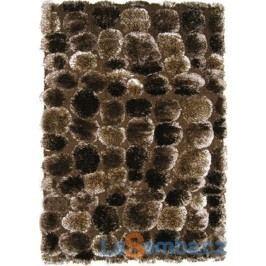 Kusový koberec ISTANBUL 3650 Brown - 140 x 200 cm