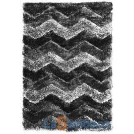 Kusový koberec ISTANBUL 3640 Black - 140 x 200 cm