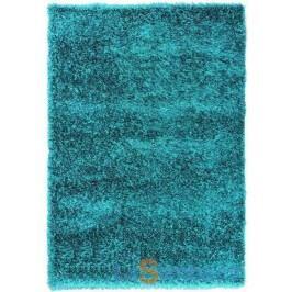 Kusový koberec BURSA Dark Teal - 60 x 110 cm