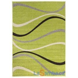 Kusový koberec Cosi 78045 Green - 120 x 170 cm